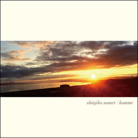 【CD】shinjiko sunset