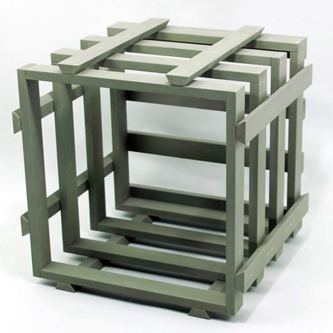 MIMI Shelf | Olive