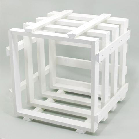 MIMI Shelf   White