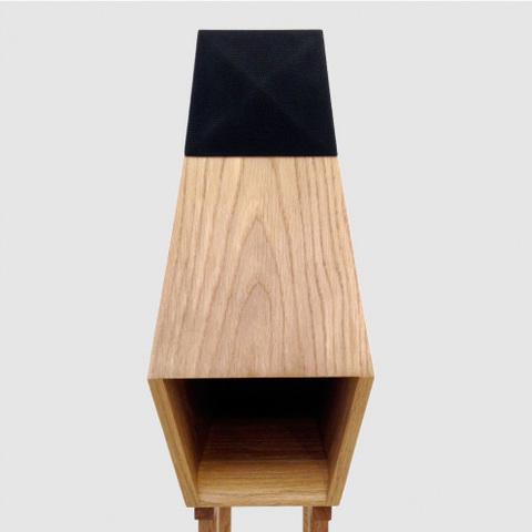 Speaker MONO | Oak Clear