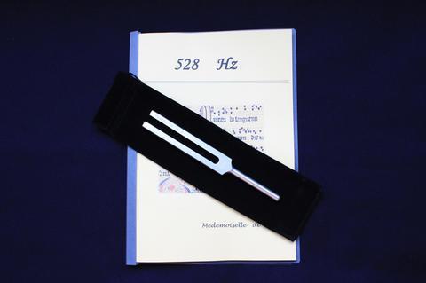 MIチューナー528Hz (ヘルツ)&528Hzテキスト