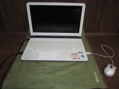 パソコン用麻の安心マット