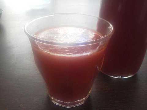 トマトジュース1000ml(無塩)6本入