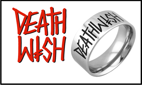 【DEATHWISH】RING DEATHSPRAY リング