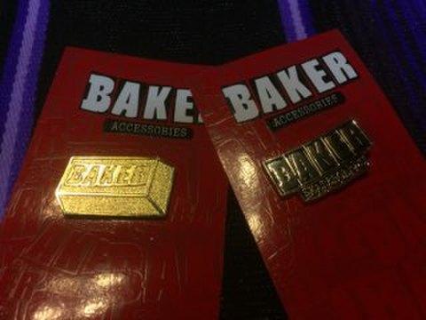 【BAKER】LAPEL PIN