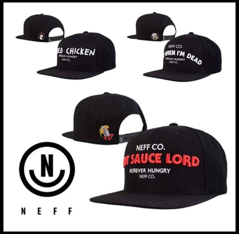 【NEFF】BAUCE CAP