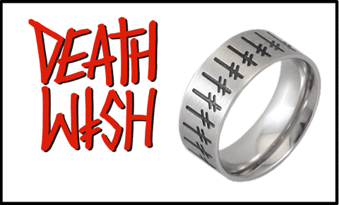 【DEATHWISH】RING GANG LOGO リング