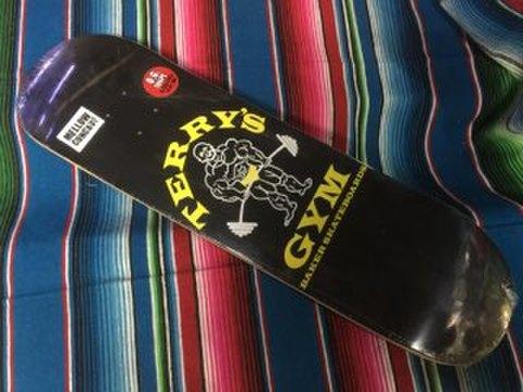 【BAKER】TERRYS GYM 8.125 スケートデッキ