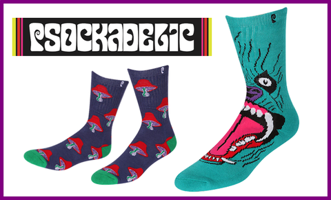 【Psockadelic】Psockadelic 靴下