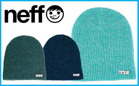 【NEFF】Daily hether beanie