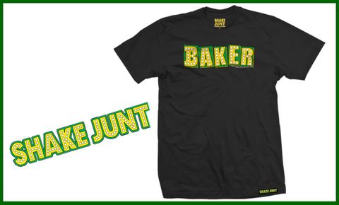 【SHAKE JUNT】BAKE JUNT Tシャツ