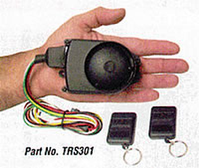 2輪車専用 セキュリティーシステム  MODEL TRS-301