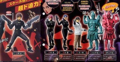 GANTZ 極フィギュアコレクション 全6種フルセット【未開封新品】