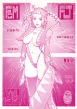 同人誌 ふろむじゃぱん FIGHTERS GIGA MIX Vol.22【新品】