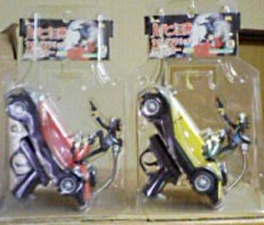 バンプレスト DX ルパン三世 ルパン三世 サウンドアクションリモコンカー 全2種セット【未開封新品】