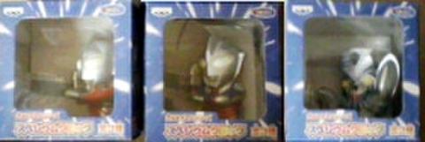 バンプレスト ウルトラマン スペシウムクロック 全3種セット【未開封新品】