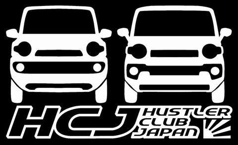 HCJステッカー FACEBOOKグループバナーデザインステッカー(中)