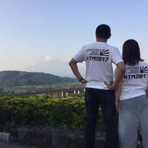 HCJ&HTMコラボTシャツ