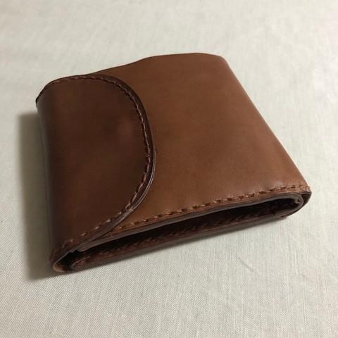 二つ折り財布 軽量タイプ