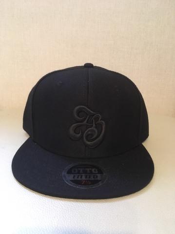 「IB×RHYME SAVER」Baseball Cap黒×黒