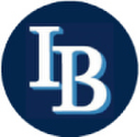 IB-Baseball Logo sticker-Small-