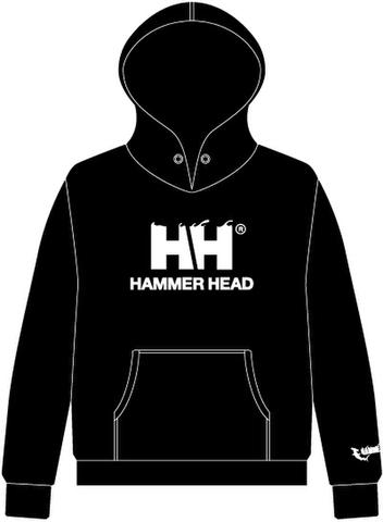 HAMMERHEAD Parka -Black/White-