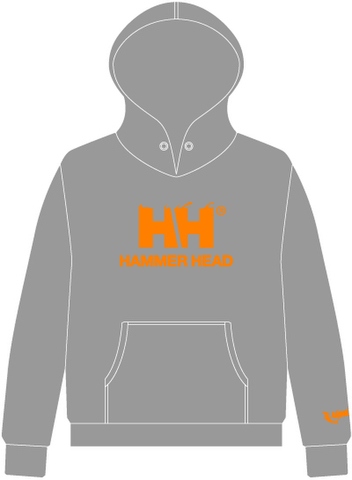 HAMMERHEAD Parka -Gray/Orange-