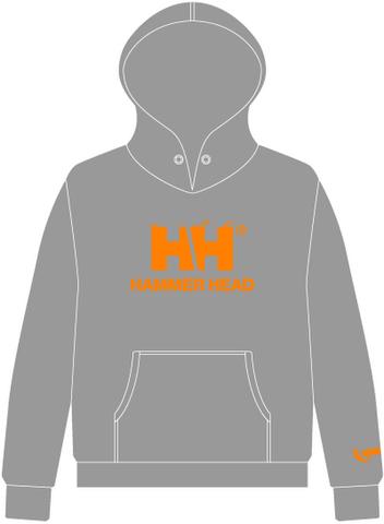 HAMMERHEAD Parka -Gray/Orange-