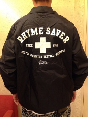 RHYME SAVER NYLON JKT