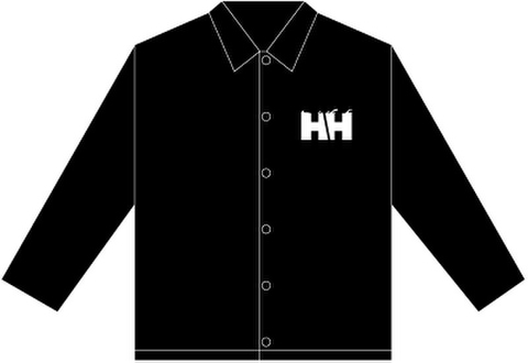 HAMMERHEAD Coach JKT -Black/White-