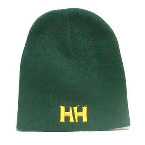 HAMMERHEAD KNIT CAP SHORT -Green/Orange-