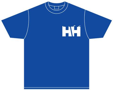 HAMMERHEAD Tee -Blue/White-