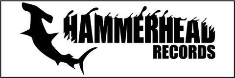 HAMMERHEAD RECORDS TOWEL(SPORTS SIZE)