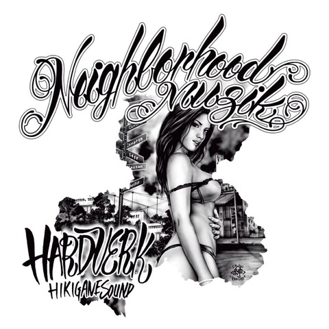 NEIGHBORHOOD MUZIK/HARDVERK