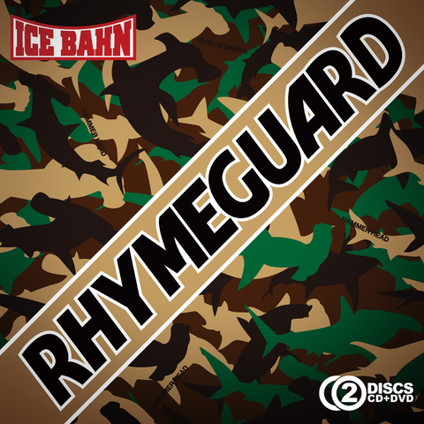RHYME GUARD / ICE BAHN 4th ALBUM