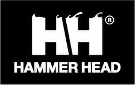 HAMMER HEAD Logo Sticker