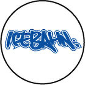 ICE BAHN badge