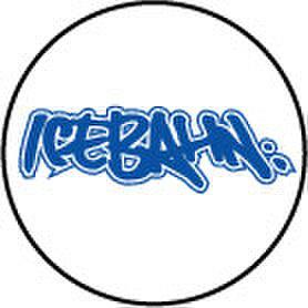 ICE BAHN badge