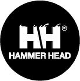 HAMMER HEAD badge