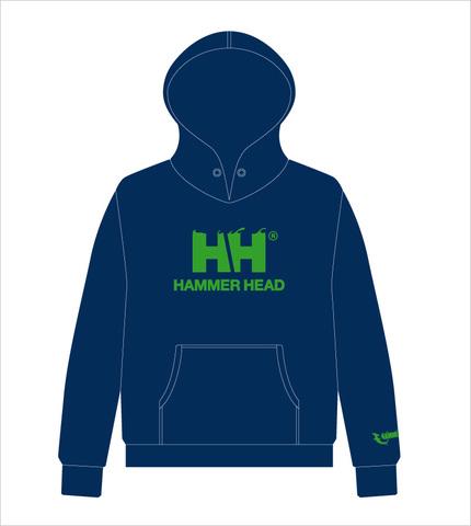 HAMMERHEAD Parka  -Navy/Green-