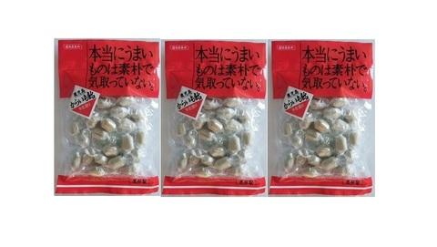 冨士屋製菓 半生造りからいも飴 個別梱包タイプ 100グラム3袋