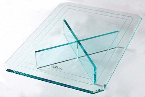 角型アクリルプレート                                  スタンドセット/Lサイズ