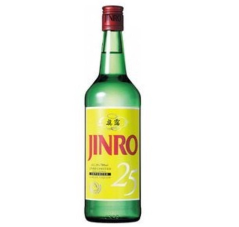 JINRO (眞露) 700ml 25度