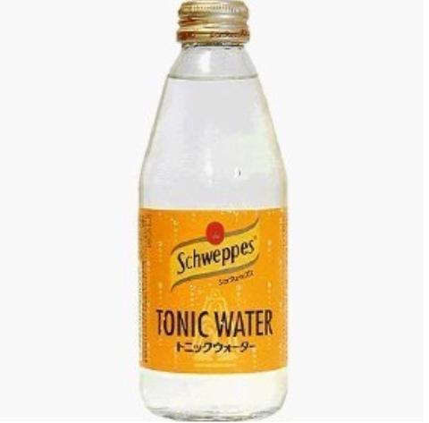 シュウェップス トニックウォーター瓶 250ml