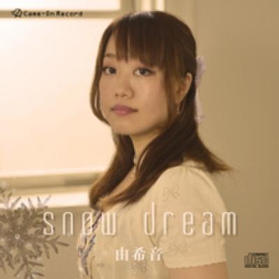「snow dream」/由希音(CD)