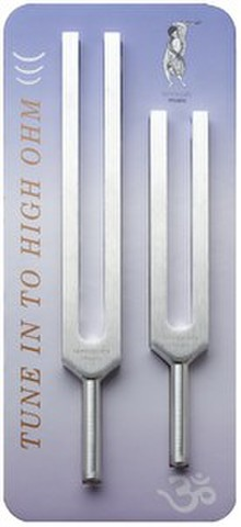 High Frequency Tuning Fork Set