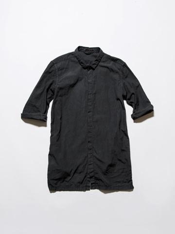 ブロードクロス 半袖シャツ