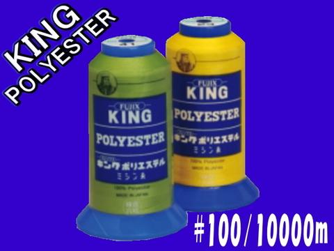 100/10000mキングポリエステル