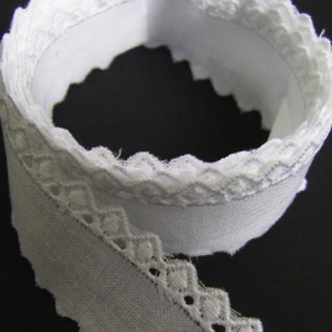 綿レース・ダイヤ