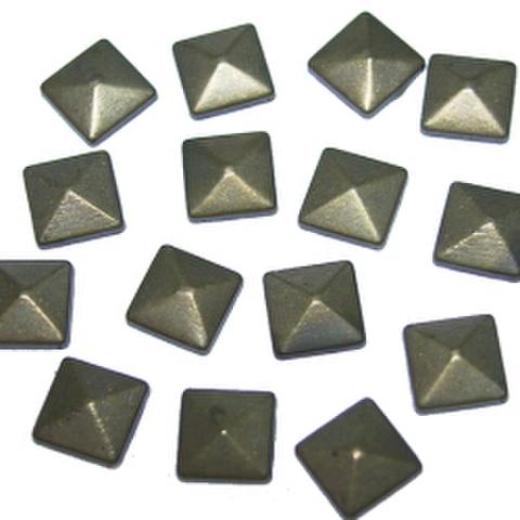 ★ホットフィックス・ピラミッド5ミリ(金ブロンズ)★ただいま1パックのご注文でプラス1パックサービス☆彡